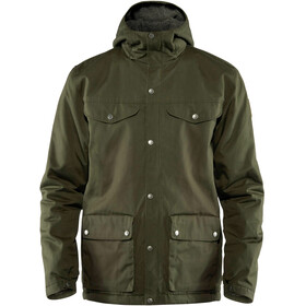 Fjällräven Greenland Winter Jacket Men Deep Forest